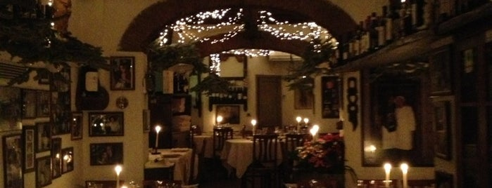 La Giostra is one of Florence Eat.