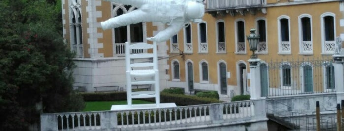 Venice International University is one of ❤️ Venice.
