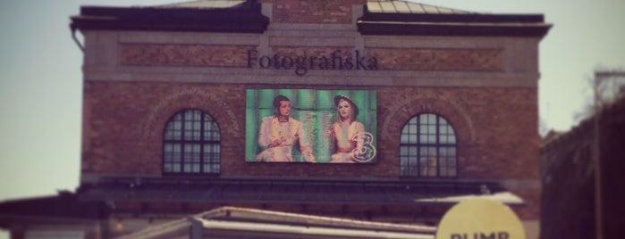 Fotografiska is one of Stockholm.