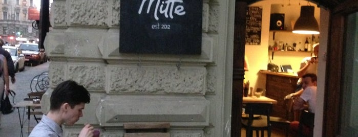 Mitte is one of Места в Питере.