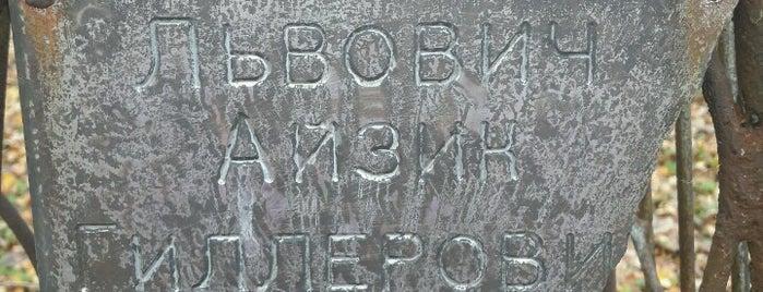 Егошихинское кладбище is one of ..