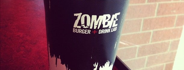 Zombie Burger + Drink Lab is one of Must Visit.