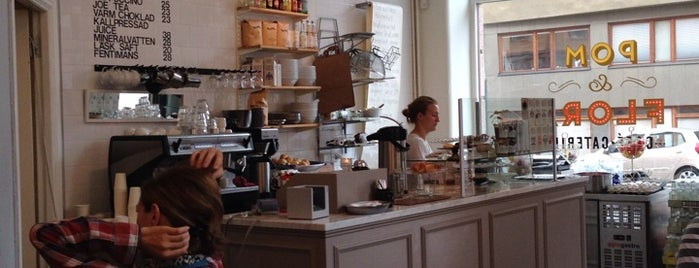 Pom & Flora is one of Local Insights Stockholm.
