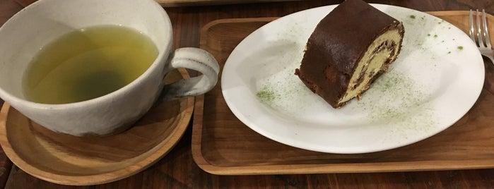 八万寿茶舗 is one of 日本茶!🍵.
