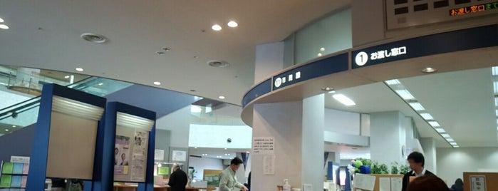 太田市役所 is one of ロケ場所など.