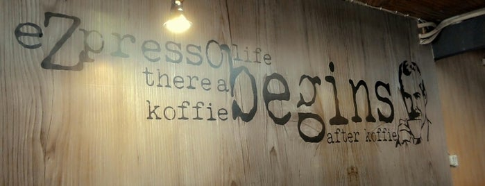 eZpresso Koffie is one of Makassar.