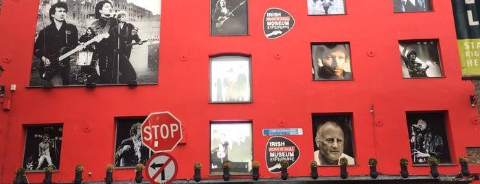 Irish Rock 'N' Roll Museum Experience is one of Selin Gamze Sıla.