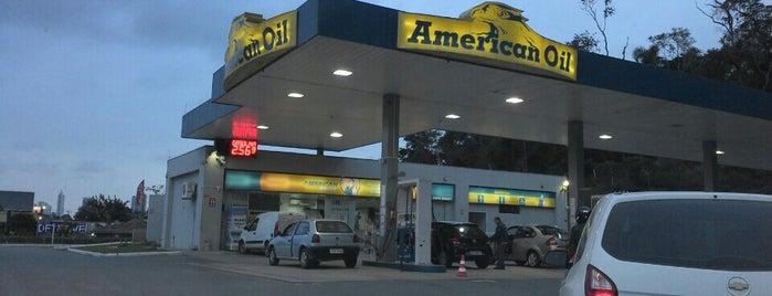 Posto American Oil is one of Orte, die Luis Gustavo gefallen.