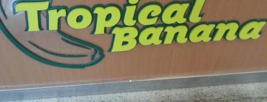 Tropical Banana is one of Roberta : понравившиеся места.
