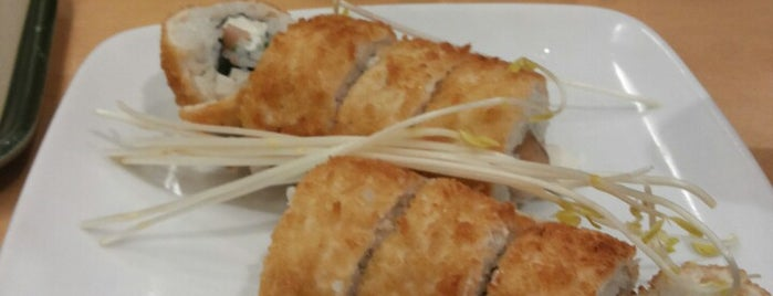 Sushi House is one of SCL.