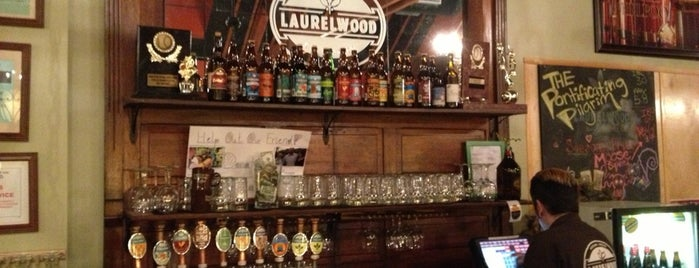 Laurelwood Public House & Brewery is one of PDX Brew Pubs.