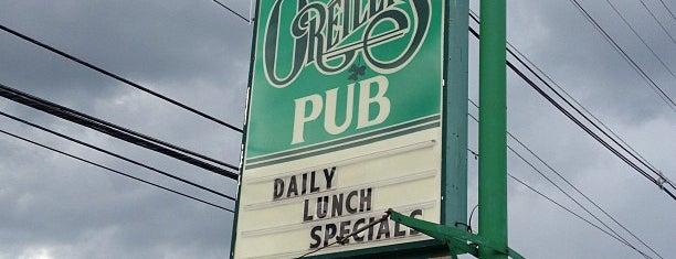 O'Reilly's Pub is one of Fat Pepe 님이 좋아한 장소.