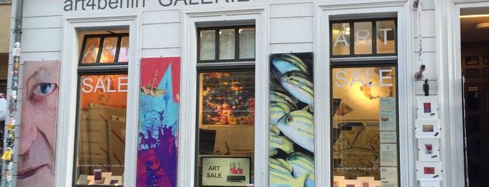 art4berlin is one of Berlin.