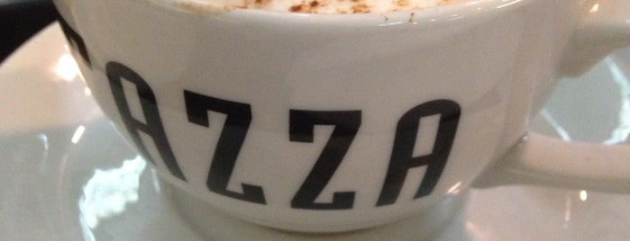 Caffè Ritazza is one of Уже побывала.