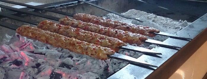 Paşanın Yeri Adana Ocakbaşı restaurant manavgat is one of Orte, die Yılmaz gefallen.
