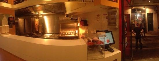 Nabab Kebab is one of Locais curtidos por Thomas.