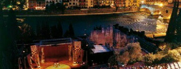 Teatro Romano is one of Trips / Tuscany and Lake Garda.