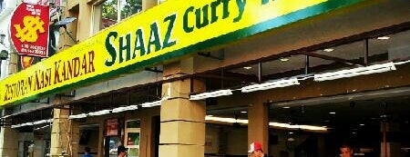 Shaaz Curry House is one of Lugares guardados de Rapiszal.