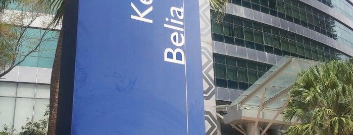 Kementerian Belia dan Sukan (KBS) is one of Orte, die Rahmat gefallen.