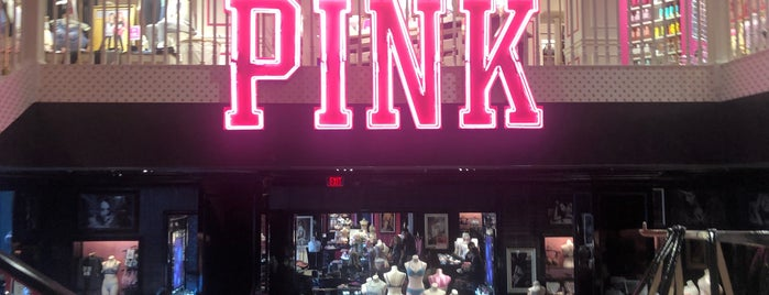 Victoria's Secret PINK is one of San Francisco.