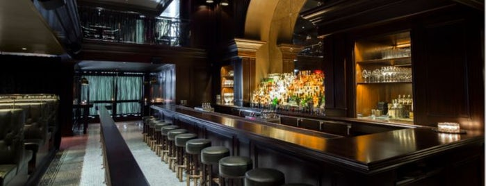 The NoMad Bar is one of The World's Best Bars 2016.