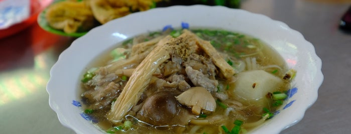 Phở Chay Như is one of HCMC.