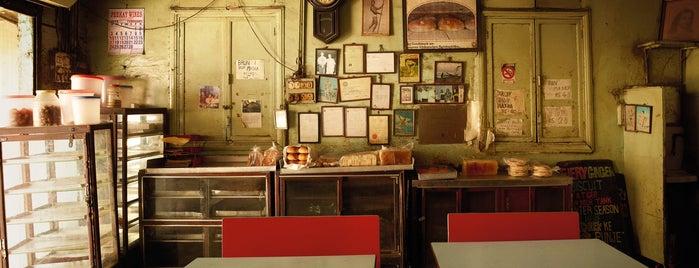 Yazdani Bakery is one of Parsi Cusine.