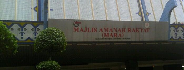 Medan Mara is one of Guide to Kuala Lumpur's best spots.