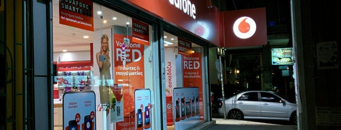 Vodafone Ν.Κόσμου is one of Theodosia : понравившиеся места.