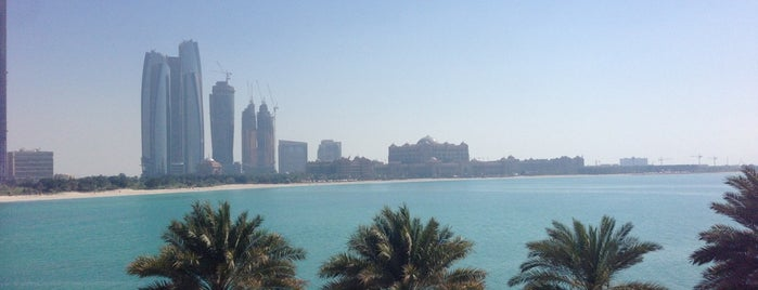 Abu Dhabi is one of Sehirler.