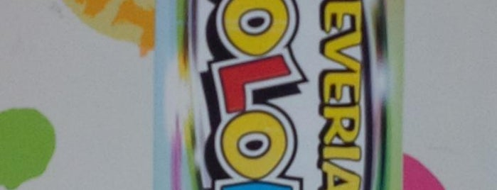 De Colores is one of Locais salvos de Eddy.