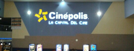 Cinépolis is one of Top picks for Movie Theaters.