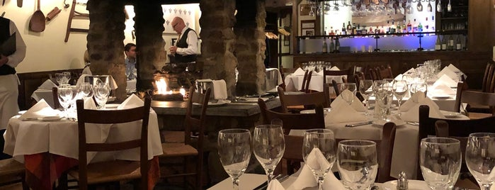 La Chaumiere is one of DC Dinner.