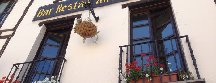 Casa Galín is one of Sitios donde he comido bien.