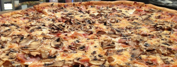 Sicilian Thing Pizza is one of 2011 Dining Out for Life San Diego.