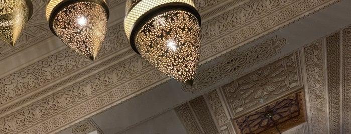Restaurant Palais Zahia is one of Tangier.