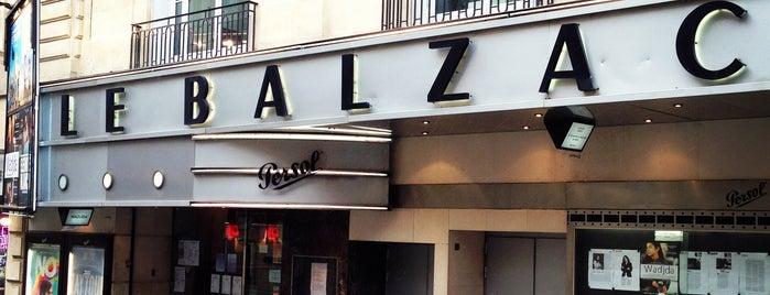"""Le Balzac is one of Le parcours """"Pass Jeunes""""."""