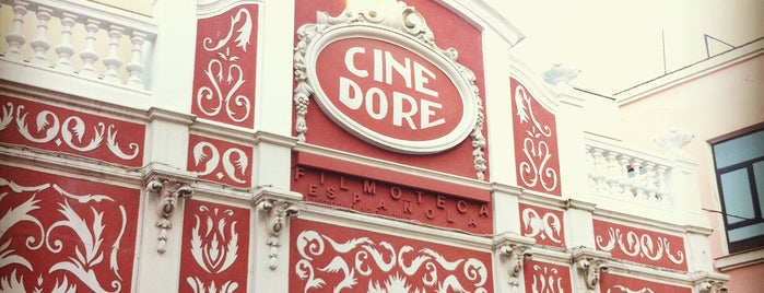 Cine Doré is one of Madrid, Spain.