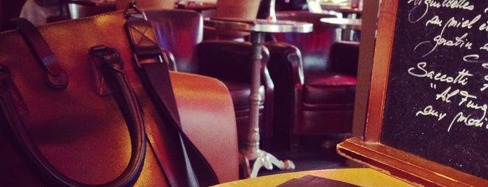 Bars & Restaurants, I