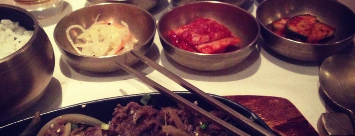 Korean Barbecue is one of Bars & Restaurants, I.