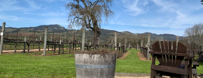 Loxton Cellars is one of Napa Valley.
