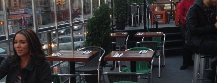 Zona Rosa is one of Rooftop Bars with Drinks to get Drunk in NYC.