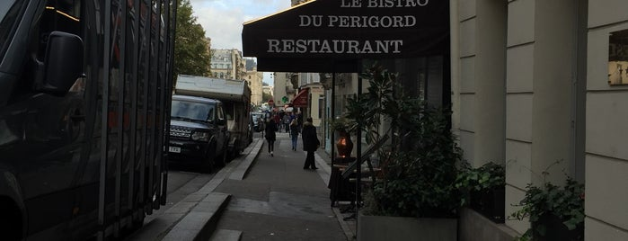 Bistro du Périgord is one of Paris.