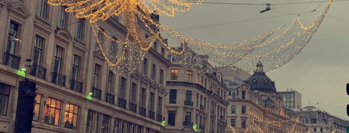 222 Regent Street is one of London - places to visit.