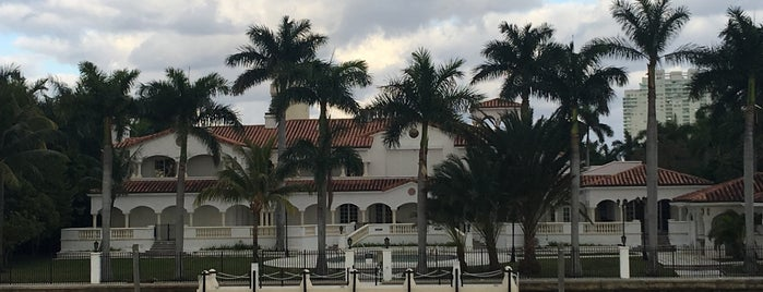 Millionaires Row is one of Fort and Miami.
