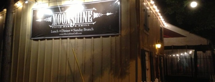 Moonshine Patio Bar & Grill is one of Austin Places to Try.