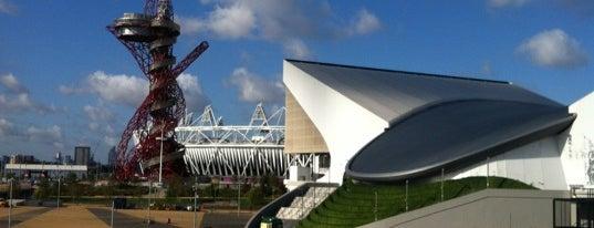 Queen Elizabeth Olympic Park is one of London Favorites.