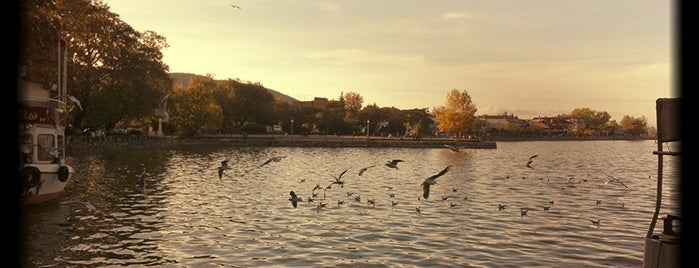 Ioannina Lake is one of Locais curtidos por Ioanna.