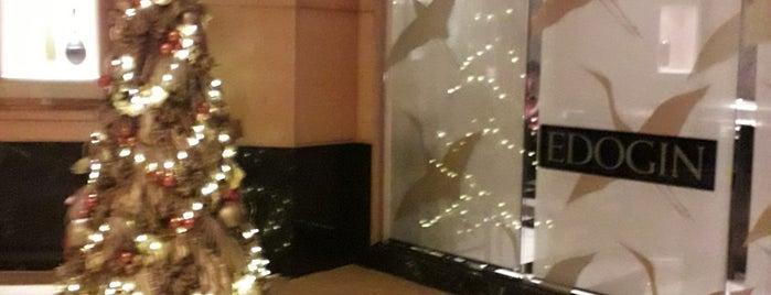 Edogin - Hotel Mulia Senayan, Jakarta is one of must visit 2.