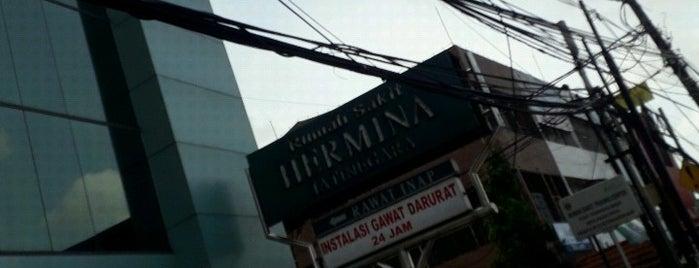 RSIA Hermina Jatinegara is one of Lugares favoritos de nania.